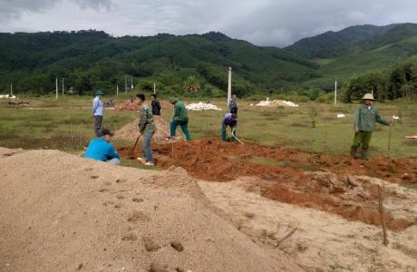Quỳ Hợp (Nghệ An): Dự án di dân khẩn cấp ở Châu Tiến đi vào giai đoạn hoàn thành