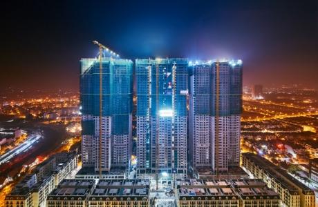 An toàn lao động – Nền tảng kiến tạo những công trình chất lượng mang thương hiệu Văn Phú - Invest