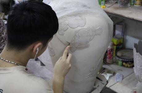 Làng nghề gốm, sứ Bát Tràng – chuyển mình hồi sinh sau đại dịch