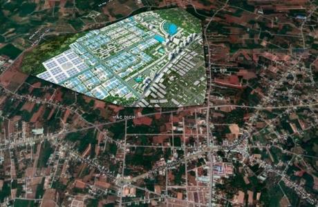 Bà Rịa - Vũng Tàu: Rà soát hồ sơ dự án KCN 3.200 tỉ đồng