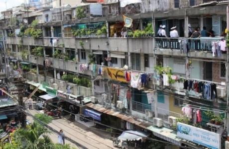 Thành phố Hồ Chí Minh cần 500 tỷ đồng để cải tạo chung cư cũ