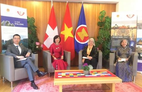 Đưa bản sắc Việt tới Thụy Sỹ và châu Âu