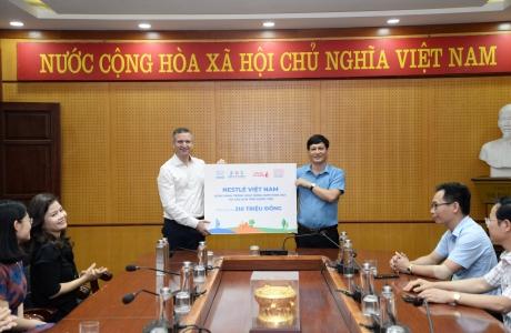 Nestlé Việt Nam Tiếp Sức Dinh Dưỡng Phòng, Chống Dịch Covid – 19