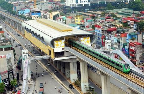 5 tuyến đường sắt đô thị tại Hà Nội và Thành phố Hồ Chí Minh đội vốn gần 84.000 tỷ đồng
