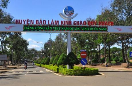 Doanh nghiệp vừa 'chào đời' xin tài trợ lập quy hoạch dự án rộng 180 ha tại Lâm Đồng