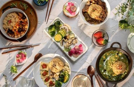 Fruitsco VN hợp tác với thương hiệu thịt dinh dưỡng chay Unlimeat của Hàn Quốc đem bữa ăn thanh lành đến người Việt