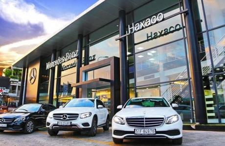 Nhà phân phối Mercedes-Benz lớn nhất Việt Nam lỗ kỷ lục