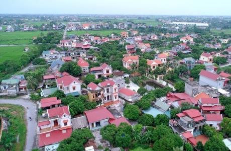 Công nhận huyện Ninh Giang, tỉnh Hải Dương đạt chuẩn Nông thôn mới