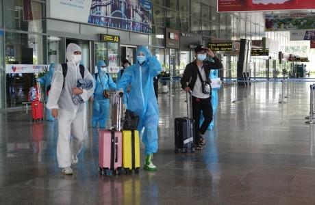Đà Nẵng, Quảng Nam triển khai đón công dân từ Thành phố Hồ Chí Minh về bằng máy bay