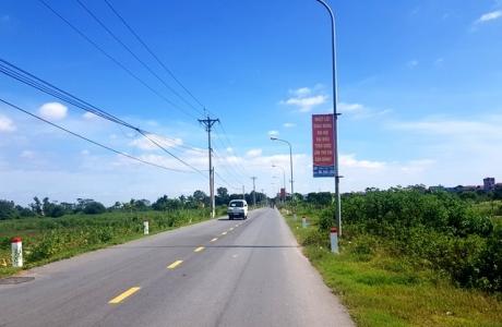 Mê Linh đạt tiêu chí huyện nông thôn mới - 'quả ngọt' sau 10 năm xây dựng