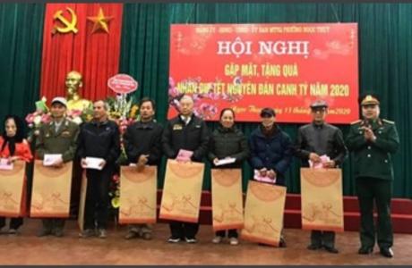 Đề xuất nâng mức chi tặng quà, hỗ trợ do Ủy ban Mặt trận Tổ quốc Việt Nam thực hiện