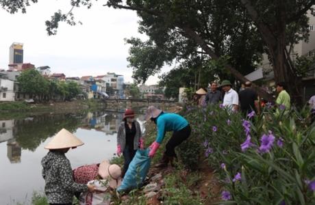 Ô nhiễm môi trường Thanh Trì, thành phố Hà Nội.