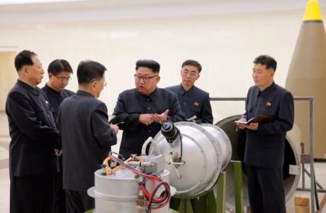 Uy lực loại bom nhiệt hạch Triều Tiên vừa thử nghiệm